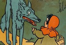 little red / riding hood, you sure are looking good / by Maidel Margulies