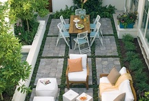Patio, Porches, and much more! / Patios are the best for all kinds of events. Whether it is a simple family dinner, or a cocktail party having an attractive patio is the key. Take advantage of your outdoor space!