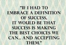 Success / Pride quotes