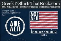 Greek T-Shirts /  #greektshirts #greekt-shirts #greektshirtsthatrock #gttr #sorority #fraternity #rush #recruitment #bidday / by Greek T-Shirts That Rock