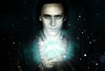 Loki of Asguard / by James ♕ Kidd