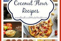 Coconut - Flour, Oil & Nectar Recipes / by Linda Smith