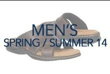 MEN'S | SS 14 / by Dr. Scholl's Shoes