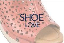SHOE LOVE / by Dr. Scholl's Shoes