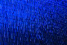 Blue Hues / Hues and Shades of Blue