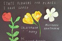 Florals / Botanical Inspiration