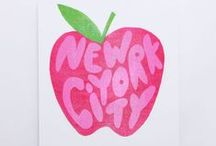 We Love New York / All things NYC (including pigeons)