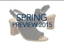 Spring Preview '15 / Take a look at our Spring 2015 line. More to come soon!  / by Dr. Scholl's Shoes