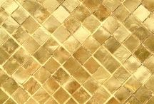 Gloriously Golden / All That Glitters...Glorious Shades of Gold