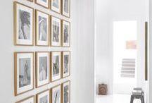 Home - Couloir étage / petit corridor à faire tout beau .... :)