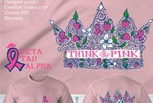 Spring Rush, Recruitment and Bid Day Ideas / by Greek T-Shirts That Rock
