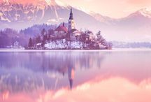 Wonderful Worlds / Wanderlust - Places I Will Visit One Day