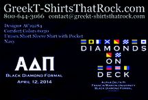 ALPHA DELTA PI T-Shirts That Rock / by Greek T-Shirts That Rock