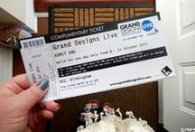 Grand Designs Live / Photographs from my adventure to Grand Designs Live at the NEC, Birmingham, UK - Covering 2014, 2015...