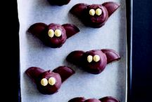 halloween / Make these spooky sweets for when witches and wizards knock at your door...