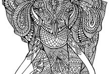 Colouring!! / Colouring Pages
