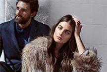 Retro Winter / Colección retro Winter de Otoño / Invierno 2015/2016  #menswear #womenswear #mujer #hombre
