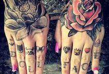 Tattoo Lounge / by ericalorrainee_