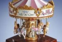 """My Style / I am afraid I have a very expensive """"style."""" I LOVE Carousels and collect them. Plus, I LOVE Jewelry!!!"""