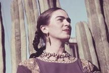 Frida & Georgia / by avadesordre Eva