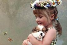 **SWEETIEPIES** / Precious little girls that just touch my heart. / by Cynthia Townsend