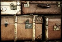 Luggage Travels / by Jan Gold