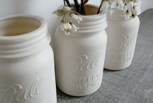 mason | ball jar love / because who doesn't love a good mason jar? / by Jaime Lynn