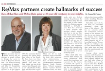 Brand Awareness / RE/MAX has attained Premier Market Presence across North America and it is growing around the world.