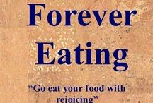 Recipes / I love to eat and cherish family get-togethers.  My mother had them all the time and I miss them. Nothing brings family and friends together like good food!!!