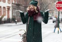 Cold weather style / there's nothing better than layering!