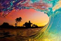 Sea, Sun, Sand, & Surf ♥ / by Samantha Marie