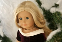 "18"" Doll Clothes / by Cyndi Polisky"