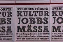 Kulturjobbsmässan 2013 / Bilder från Sveriges första Kulturjobbsmässa, Tangopalatset 23 maj 2013.  Ett stort TACK till alla som ställde ut, sponsrade, besökte eller på annat sätt hjälpte till att göra Sveriges första Kulturjobbsmässa till verklighet!