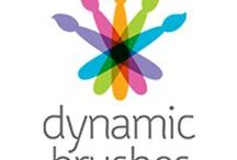 Dynamic Brushes for Photoshop / Dynamic Brushes has free, hi-res photoshop brushes. We also pin tips and tutorials for Photoshop users of all levels.