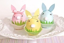 Easter (in pastels)