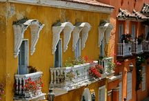Balconies / by Jan Gold