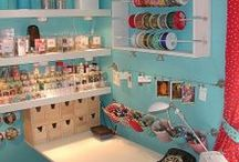 Organize ALL the things! / craft rooms especially :) / by Allison Rodriguez