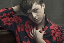 Dane Dehaan for Prada  / Rising actor Dane Dehaan has been named the face of Prada's men s/s '14 ad campaign, so we thought we'd include his beautiful transition to model-hood.