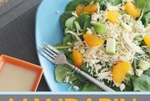 Healthy Salads & Dressings / by Kathy Rheault
