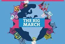 The Big March / The Big March is the new ground-breaking campaign from BeatBullying, where instead of streets, we march across websites.  These graphics have been custom-fitted to be perfectly shared on your Facebook and Twitter pages. So do share, and get involved with the #BigMarch.  You can join the Big March here: http://bigmarch.beatbullying.org/register