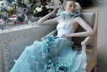Couture and Runway - Blue Dress / by Allison Rodriguez