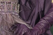 Couture and Runway - Purple Rain / by Allison Rodriguez