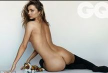Nude Modelling with Miranda Kerr / Miranda Kerr's Mario Testino shoot for GQ magazine has caused controversy for her provocative poses and lack of clothing. Her recent split from Orlando Bloom is to blame for her decision, however is this a dramatic change or simply a natural development. We explore below.
