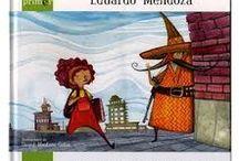 NOVEDADES INFANTIL, julio 2014 / Novedades infantiles en la Biblioteca, grandes autores para los pequeños lectores...