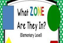Zones of Regulation