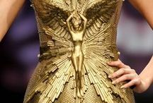 Couture and Runway - Silver and Gold / by Allison Rodriguez