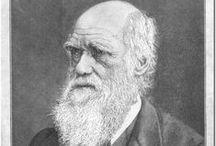 Charles Darwin-Exposición 2009 / Imágenes para la exposición sobre Darwin realizada en la Biblioteca Municipal de La Orotava con motivo del bicentenario de su nacimiento.