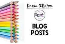 Speech Paths Blog / Speech therapy ideas, strategies, worksheets and more are shared here from my Speech Paths blog.