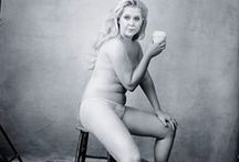 Pirelli Calendar 2016 / The Pirelli Calendar typically opts for supermodels wearing very little to create striking, provocative artistry. However, the 2016 version takes a new direction finding inspiration in strong women who – wait for it – are mostly fully clothed!!! http://www.ukmodels.co.uk/knowledge/plus-size-modelling-poses/