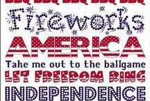 4th of July / Memorial Day ❀⊱Snippets & Clip Art⊰❀ / See... *Шоґd Дят ❀⊱CHALKBOARD Holidays⊰❀